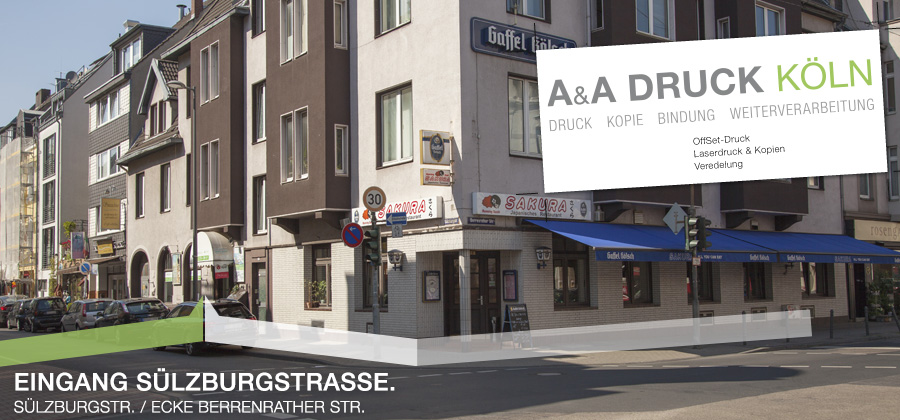 A A Druck Köln Schnell Gut Präzise
